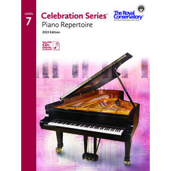 Celebration Series Piano Repertoire 2015 Edition - Level 7