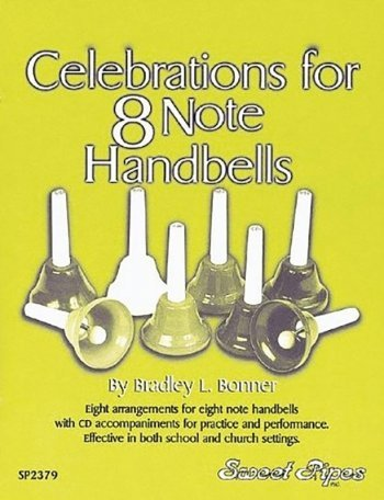 View larger image of Celebrations For 8 Note Handbells