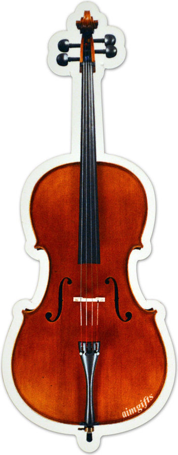 View larger image of Cello Die Cut Magnet - 6