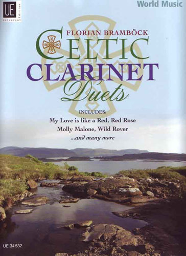 View larger image of Celtic Clarinet Duets