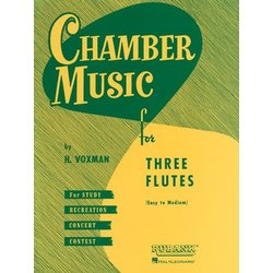 Chamber Music for Three Flutes