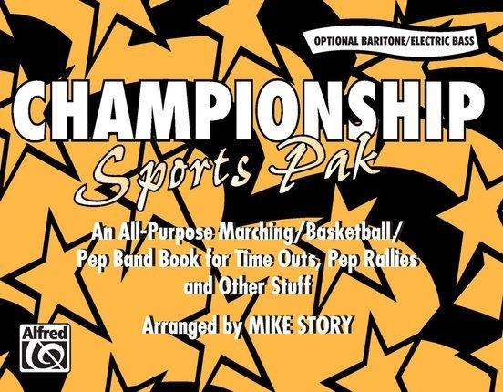 View larger image of Championship Sports Pak (arr.Story) - Electric Bass