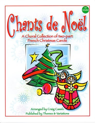 View larger image of Chants de Noel (French Christmas Carols) w/CD 2 Part