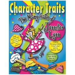 Character Traits w/CD (musical revue)