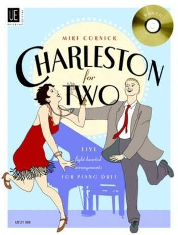 View larger image of Charleston For 2 w/CD - Piano Duet/1P$H