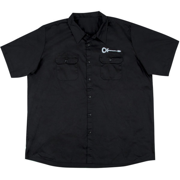 View larger image of Charvel 6 Pack of Sound Work Shirt - Black, Large
