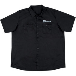 Charvel 6 Pack of Sound Work Shirt - Black, Medium