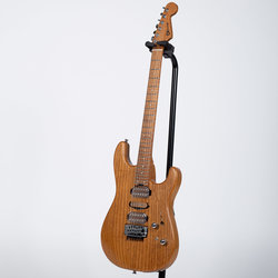 Charvel Guthrie Govan Signature HSH Electric Guitar - Caramelized Ash, Caramelized Flame Maple Fingerboard
