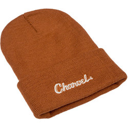 Charvel Logo Beanie - Orange