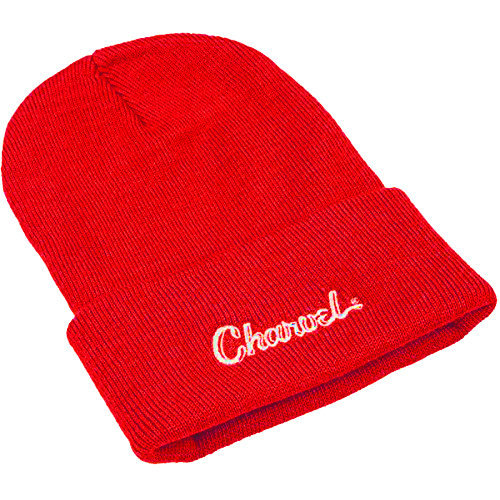 View larger image of Charvel Logo Beanie - Red