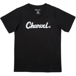 Charvel Toothpaste Logo T-Shirt - Women's Medium