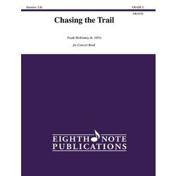 Chasing the Trail - Score & Parts, Grade 2