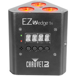 Chauvet EZwedge Tri Wireless LED Wash Light