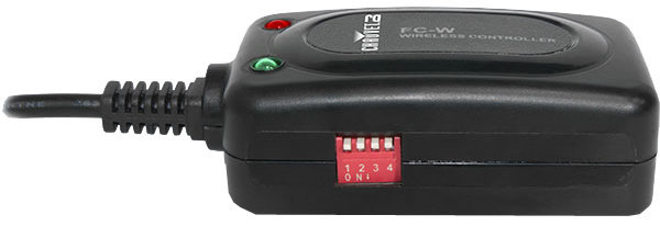 View larger image of Chauvet FC-W Wireless Remote Controller for Fog Machines