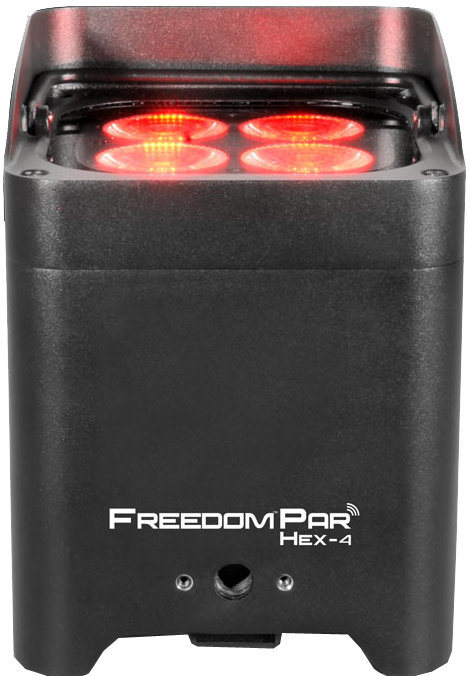 View larger image of Chauvet Freedom Par Hex-4 Wireless RGBAW-UV LED Wash Light