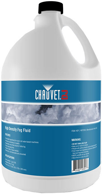 View larger image of Chauvet HDF High Density Fluid - Gallon