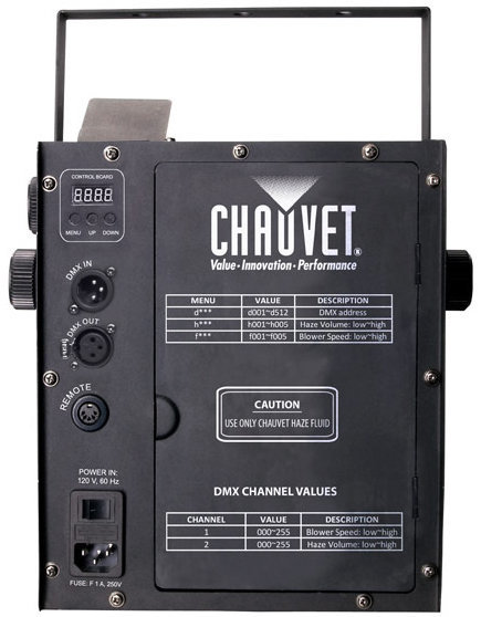 View larger image of Chauvet Hurricane Haze 2D Light