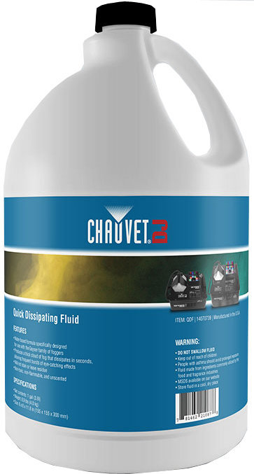 View larger image of Chauvet QDF Quick Dissipating Fluid