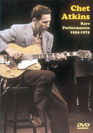View larger image of Chet Atkins Rare Performances 1955-1975 (DVD)