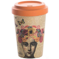 Chic Mic Good Thoughts Bamboo Cup