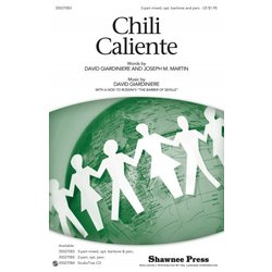 Chili Caliente, 3Pt Mixed Parts