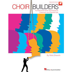 Choir Builders w/Online Audio