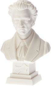View larger image of Chopin Bust - Small, 4-1/2