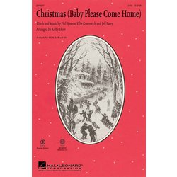 Christmas (Baby Please Come Home), SAB Parts
