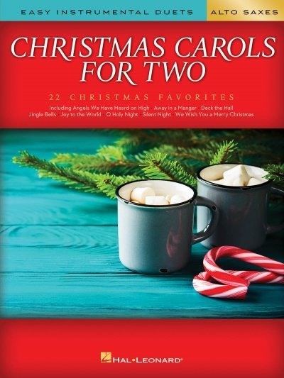 View larger image of Christmas Carols for Two - Alto Saxes
