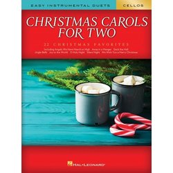 Christmas Carols for Two - Cellos