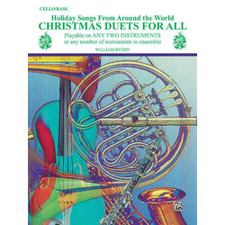 Christmas Duets for All - Cello/Bass