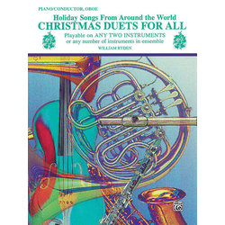 Christmas Duets for All - Conductor/Piano/Oboe