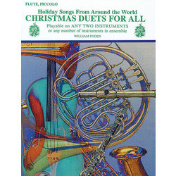 Christmas Duets for All - Flute/Piccolo