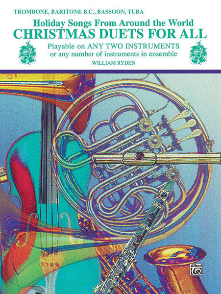 View larger image of Christmas Duets for All - Trombone/Baritone B.C./Bassoon/Tuba