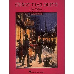 Christmas Duets For Violins
