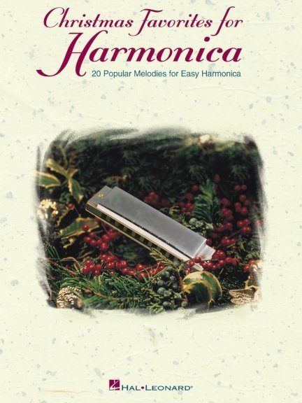 View larger image of Christmas Favorites For Harmonica