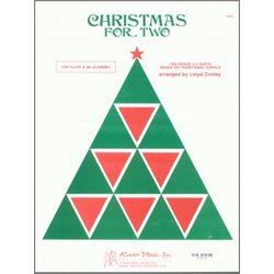 Christmas For Two - Woodwind Duet