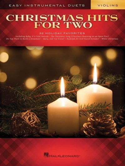 View larger image of Christmas Hits for Two - Violins