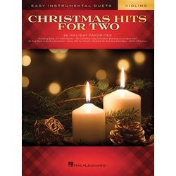 Christmas Hits for Two - Violins