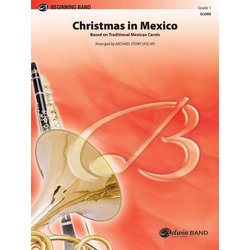 Christmas in Mexico - Score & Parts, Grade 1