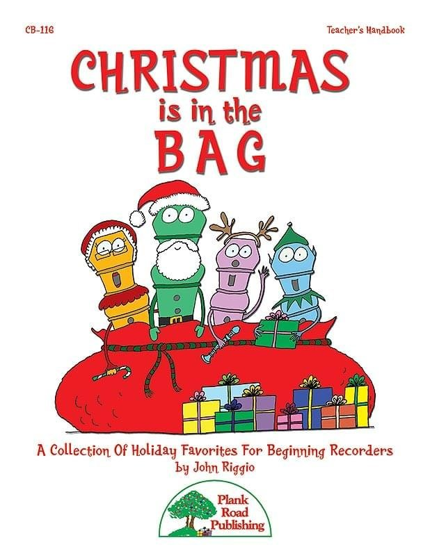 View larger image of Christmas Is In The BAG - Recorder Kit/CD