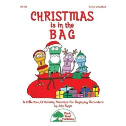 Christmas Is In The BAG - Recorder Kit/CD