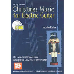 Christmas Music for Electric Guitar w/CD