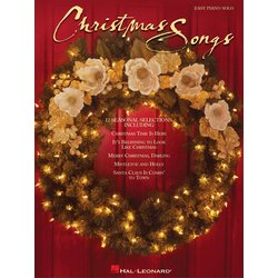 Christmas Songs - Easy Piano Solo