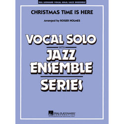 Christmas Time is Here - Score & Parts, Gr 3-4