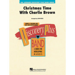 Christmas Time with Charlie Brown - Score & Parts, Grade 2