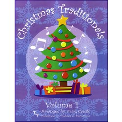 Christmas Traditionals Volume 1 with CD