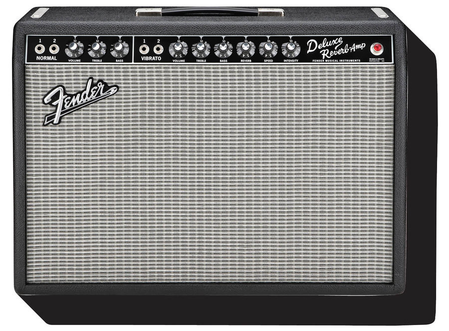 View larger image of Chunky Magnet Fender Deluxe Amp Magnet