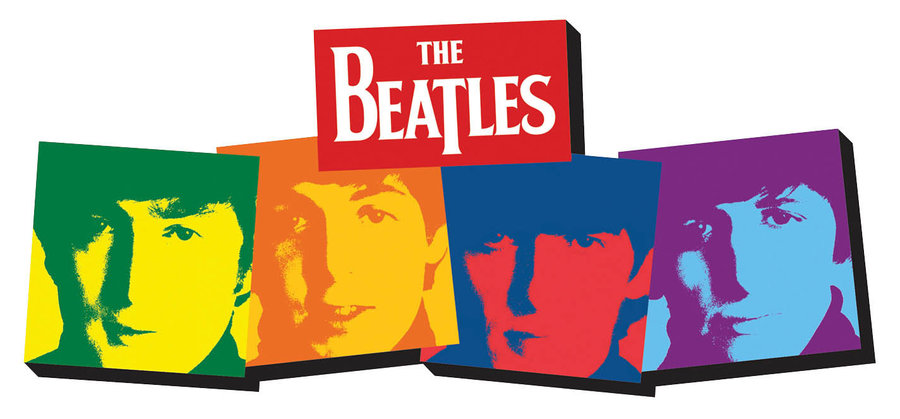View larger image of Chunky Magnet The Beatles USA Magnet