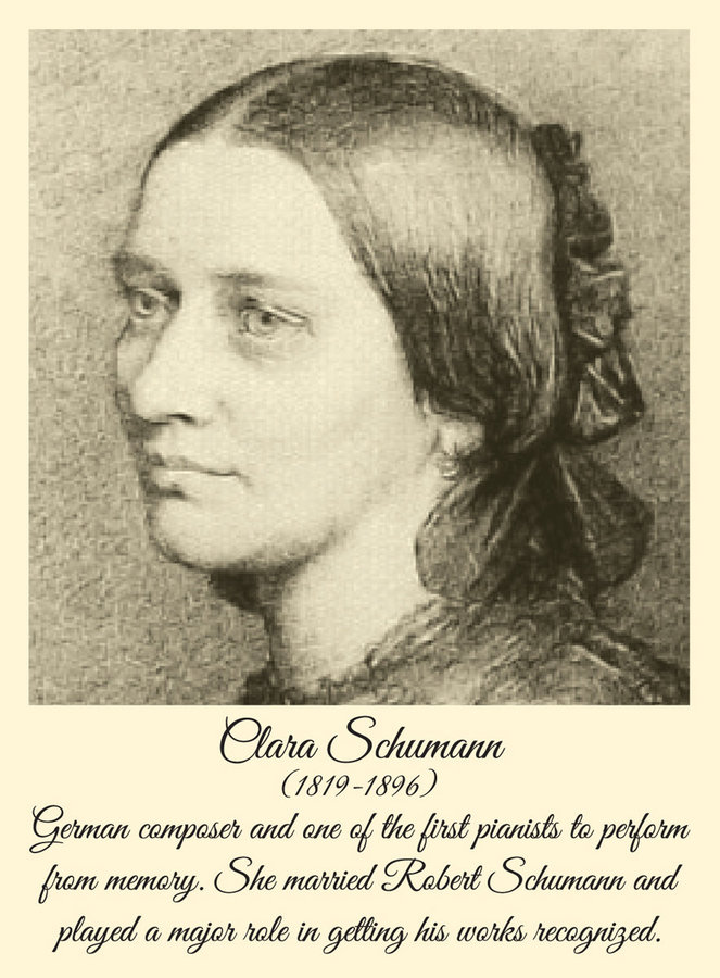View larger image of Clara Shumann Women of Note Cards - 10 Box